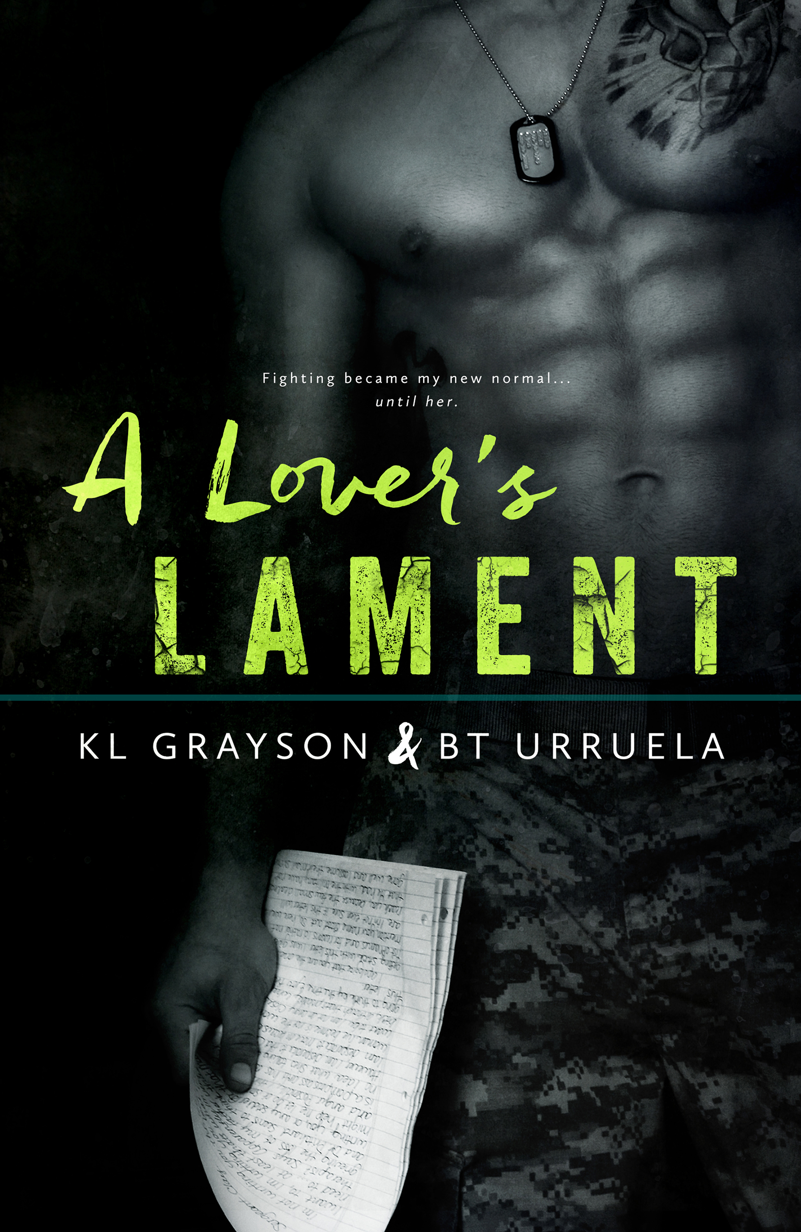 A Lover's Lament by KL Grayson & BT Urruela