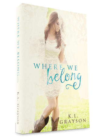 Where We Belong by KL Grayson
