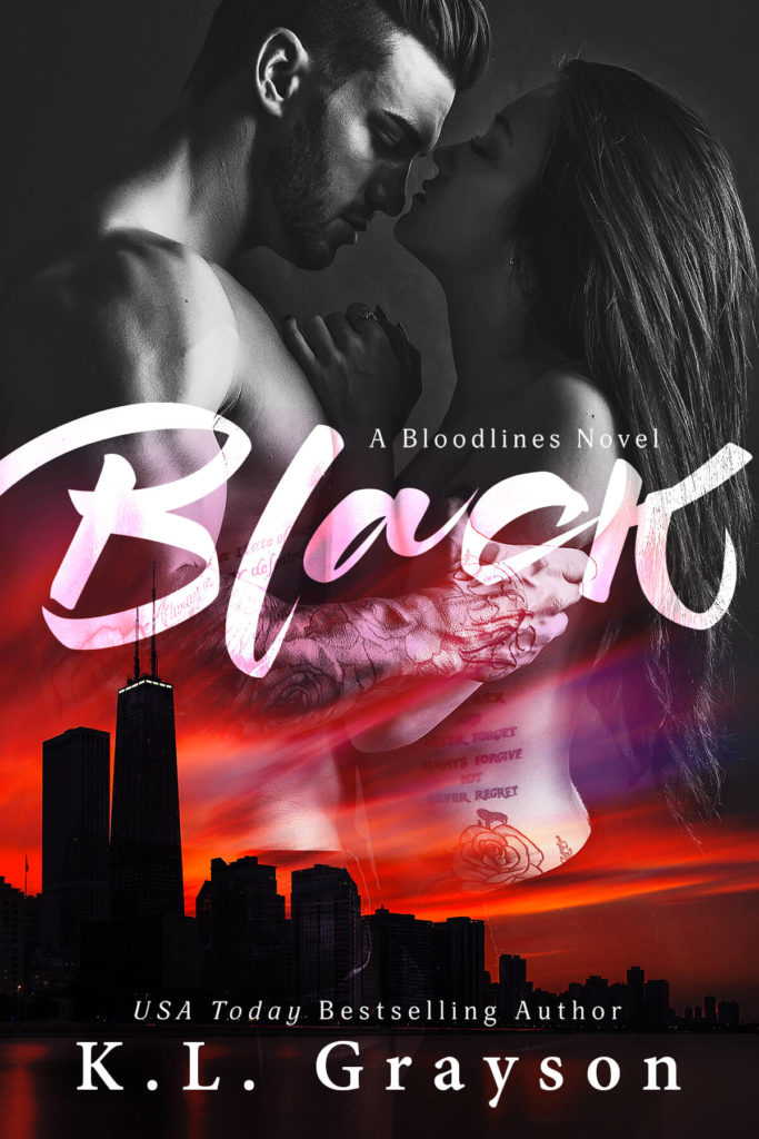Black by KL Grayson