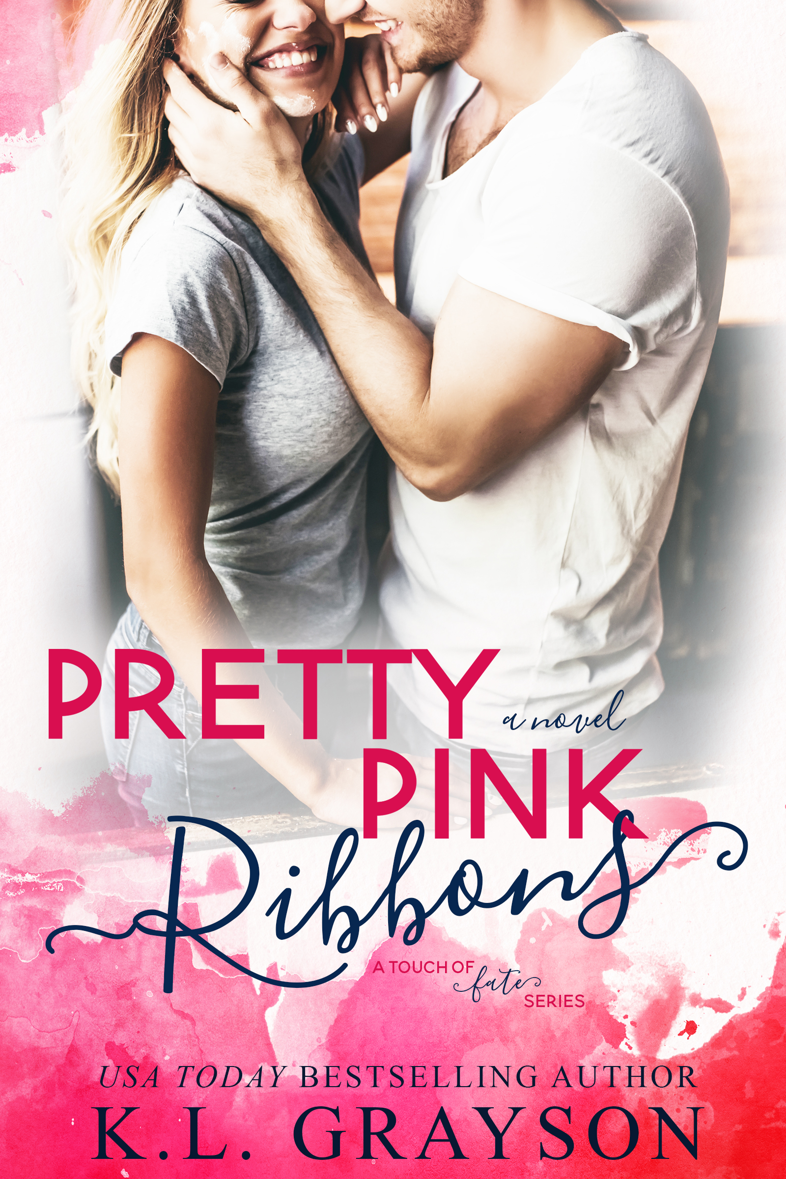 Pretty Pink Ribbons by KL Grayson